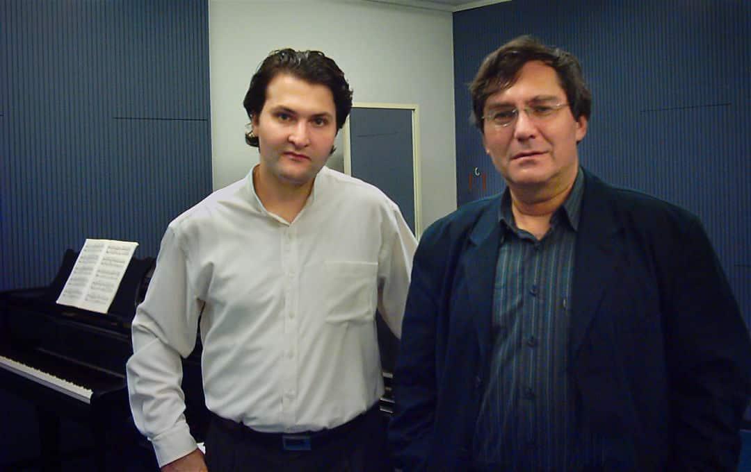 Lars Nelissen and Avi Schönfeld 2005