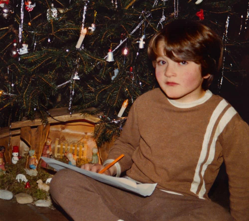 Lars Nelissen child photo
