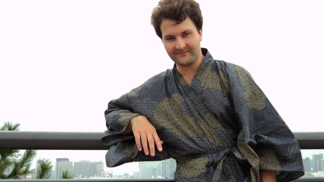 Lars Nelissen Tokyo 2010
